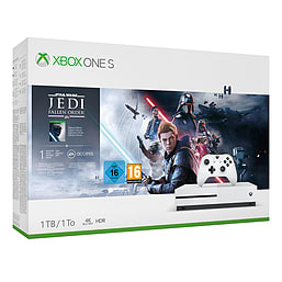 1TB Xbox One S with Star Wars Jedi: Fallen Order Bundle