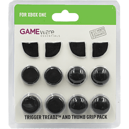 Gameware Trigger Treadz & Thumb Grip Pack - Xbox One for Xbox One
