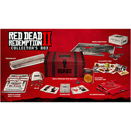 Red Dead Redemption 2 Collector's Box (No Software) - UK Retail Exclusive