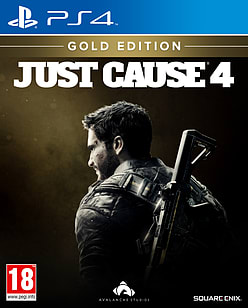 Just Cause 4 - Exclusive Steelbook Edition with Neon Racer DLC - Only at GAME