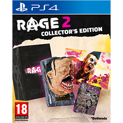 RAGE 2 Collectors Edition - UK Retail GAME Exclusive