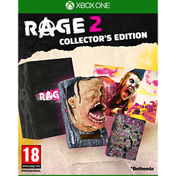 RAGE 2 Collectors Edition - UK Retail Exclusive