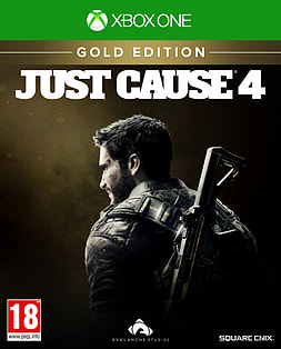 Just Cause 4 Gold Edition - Exclusive Steelbook Edition with Neon Racer DLC - Only at GAME