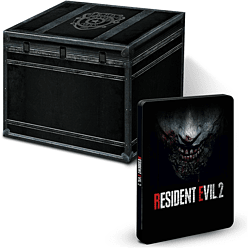 Resident Evil 2: Collector's Edition With Only at GAME Samurai Edge Handgun Pre-order Bonus