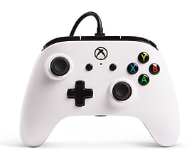 Xbox One Enhanced Controller - White