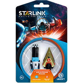 Starlink Weapon Pack Hailstorm & Meteor MK.2