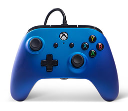 Xbox One Enhanced Controller - Sapphire Fade