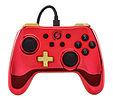 Nintendo Switch Controller - Chrome Red Metroid