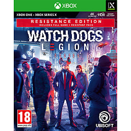 Watch Dogs Legion Resistance Edition - GAME Exclusive