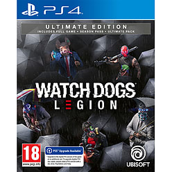 Watch Dogs Legion Ultimate Edition - GAME Exclusive