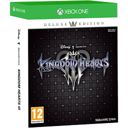 Kingdom Hearts III Deluxe Edition - With Only at GAME Pre-Order Bonus