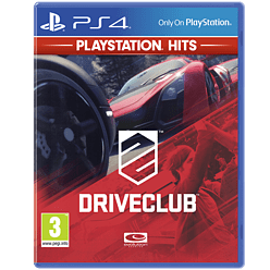 PlayStation Hits - DriveClub
