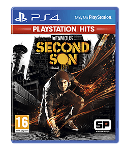 PlayStation Hits - InFamous Second Son