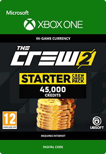 The Crew 2 Starter Crew Credits Pack for Xbox One