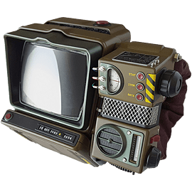Pip-Boy 2000 Mk VI Construction Kit - UK Retail Exclusive