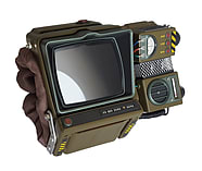 Pip-Boy 2000 Mk VI Construction Kit - UK Retail Exclusive screen shot 2
