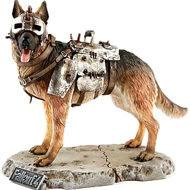 Fallout 1:6 scale Dog Meat Statue