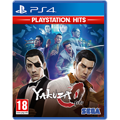 PlayStation Hits - Yakuza 0