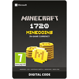 Minecraft: Minecoins Pack: 1720 Coins