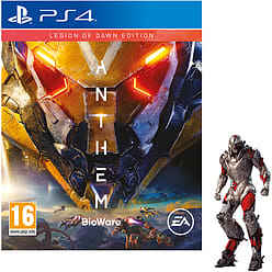 Anthem: Legion of Dawn Edition - with Exclusive Steelbook and Edge of Resolve Skin