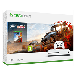 Xbox One S 1TB Console Forza Horizon 4 Bundle