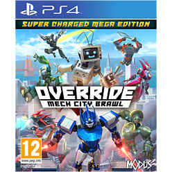 Override Mech City Brawl: Super Charged Mega Edition