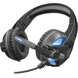 Trust GXT 410 Rune Illuminated PC Headset for PC