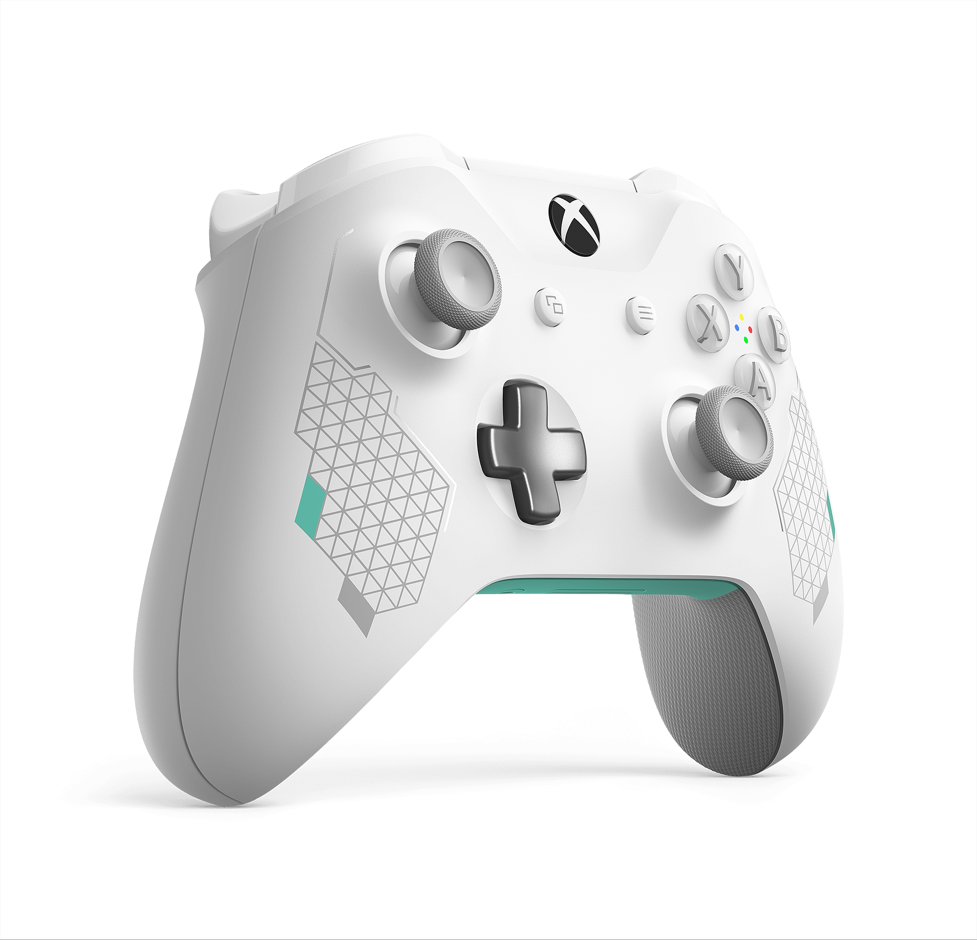 Official Xbox One Sport White Special Edition Controller