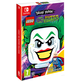 LEGO® DC Super-Villains - Deluxe Mini Fig Edition - Only at GAME