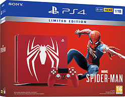 Limited Edition Marvel's Spider-Man PS4 1TB