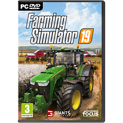 Farming Simulator 19 - With Only at GAME Pre-Order Bonus