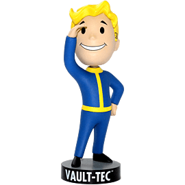 Fallout 76 Perception Bobblehead