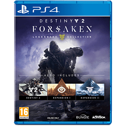 Destiny 2: Forsaken Legendary Collection with Only at GAME Playing Cards