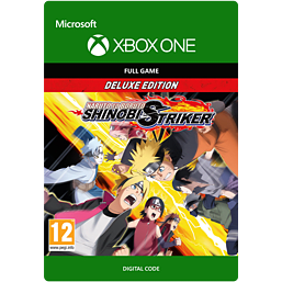Naruto to Buruto: Shinobi Striker Deluxe Edition
