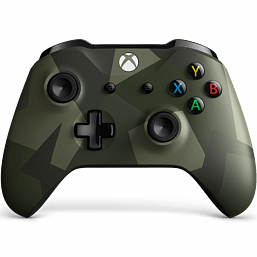 Official Xbox One Armed Forces II Special Edition Controller
