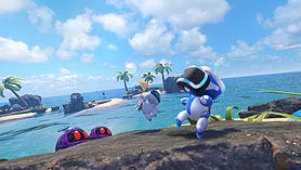 Astro Bot Rescue Mission screen shot 3