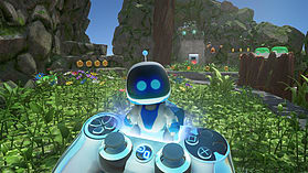 Astro Bot Rescue Mission screen shot 4