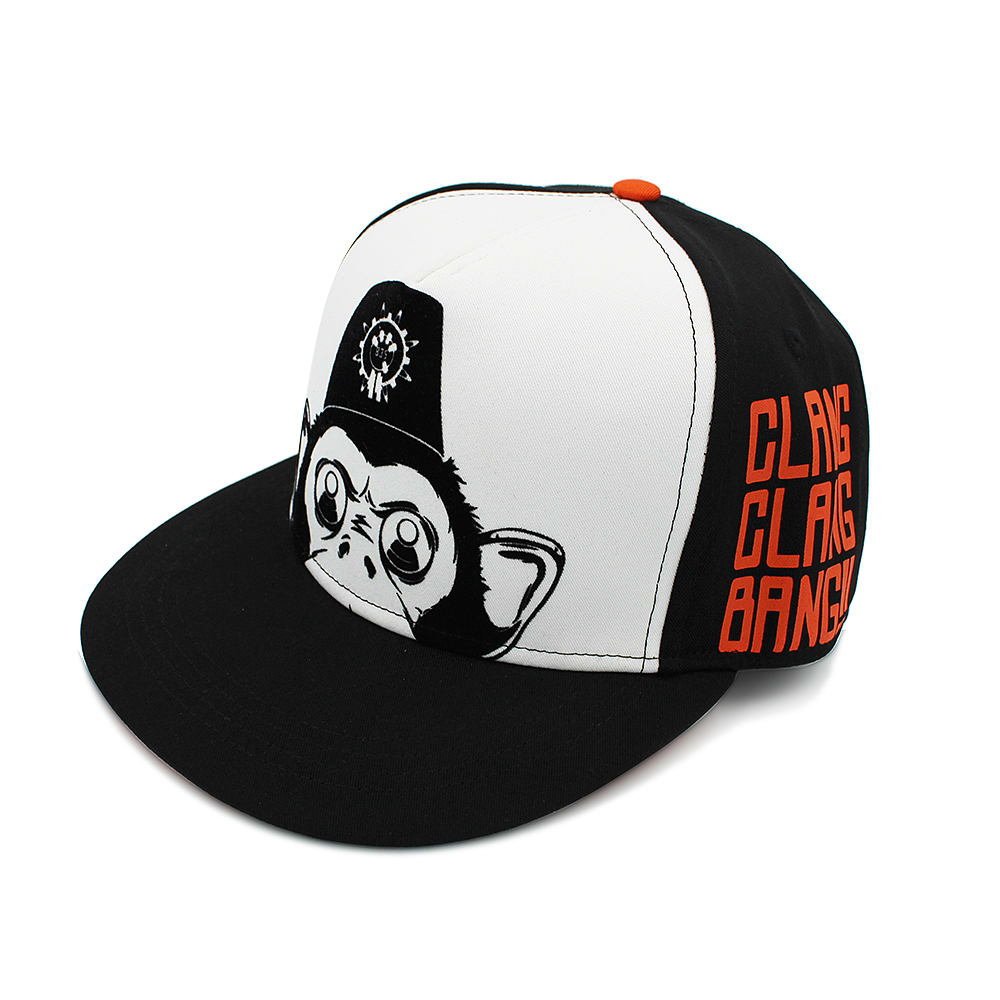 Buy Official Call Of Duty Monkey Bomb Clang Clang Bang!! Snapback  6cac69e79b70