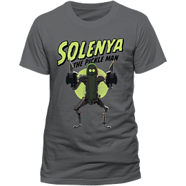 Rick and Morty - Solenya T-Shirt - XXL - Only at GAME