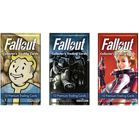 Fallout Trading Card Game Booster Pack