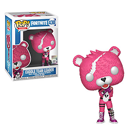 POP! Vinyl Games: Fortnite - Cuddle Team Leader for Scaled Models