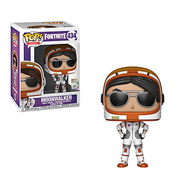 POP! Vinyl Games: Fortnite - Moonwalker for Scaled Models