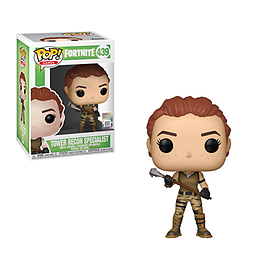 POP! Vinyl Games: Fortnite - Tower Recon Specialist for Scaled Models