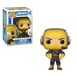 POP! Vinyl Games: Fortnite - Raptor for Scaled Models