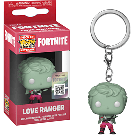 Pop Keychain: Fortnite - Love Ranger for Scaled Models - Preorder