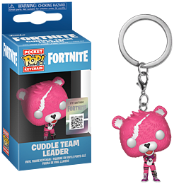 POP! Keychain Fortnite - Cuddle Team Leader for Scaled Models