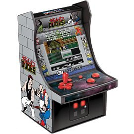My Arcade Bad Dudes Micro Player