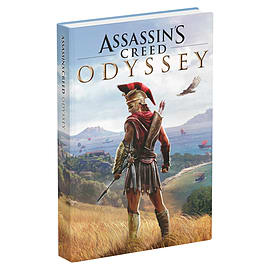Assassin's Creed Odyssey Collector's Edition Strategy Guide