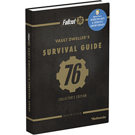 Fallout 76 Collector's Edition Strategy Guide