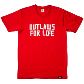 Red Dead Redemption 2 Outlaws For Life T-Shirt - S
